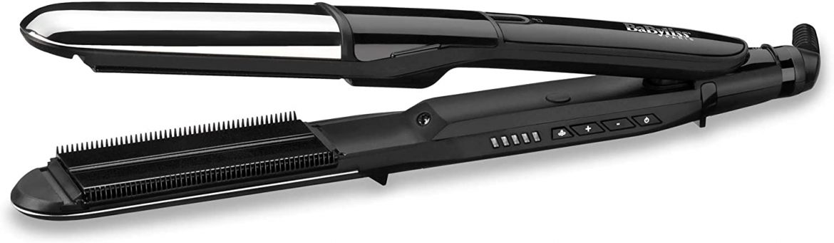 babyliss steam pure