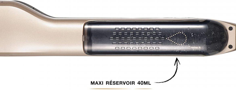 demeliss titanium réservoire