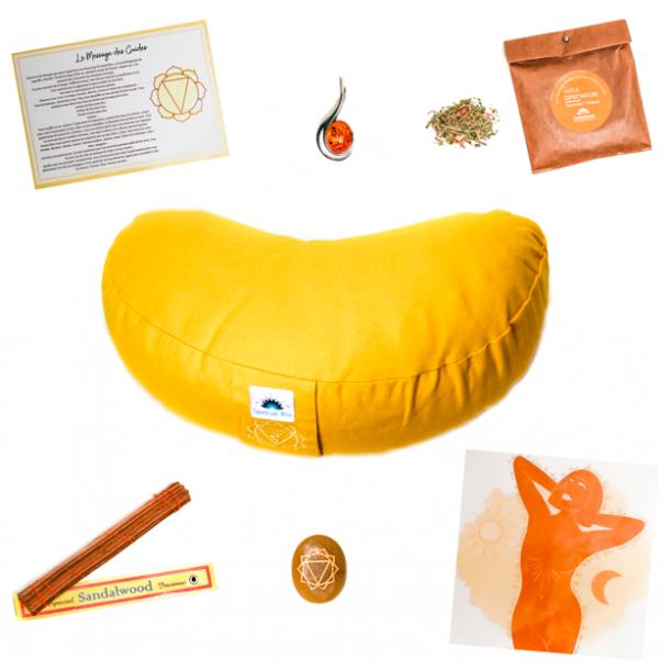 Spiritual box jaune