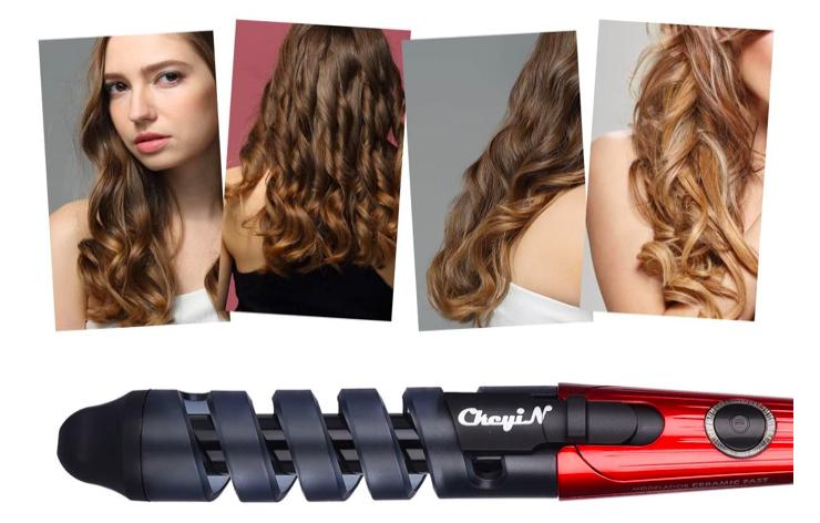 CkeyinN Dual Curl présentation