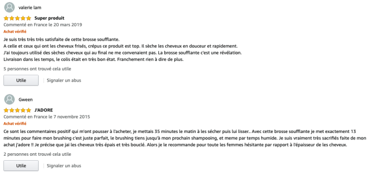 Philips HP8656/00 commentaires