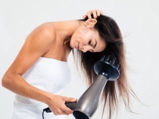 sèche cheveux diffuseur boucle