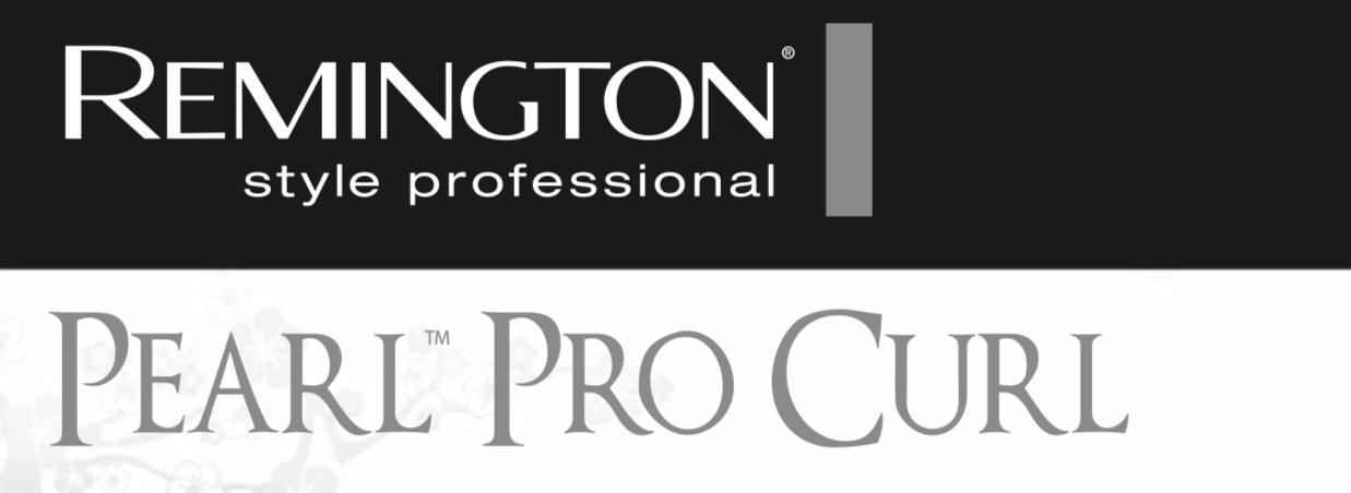 Remington pearl pro curl-logo