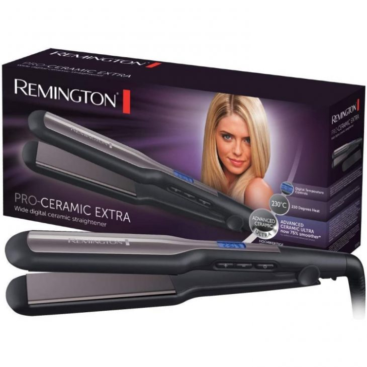 Remington S5525 - meilleur fer à lisser Remington