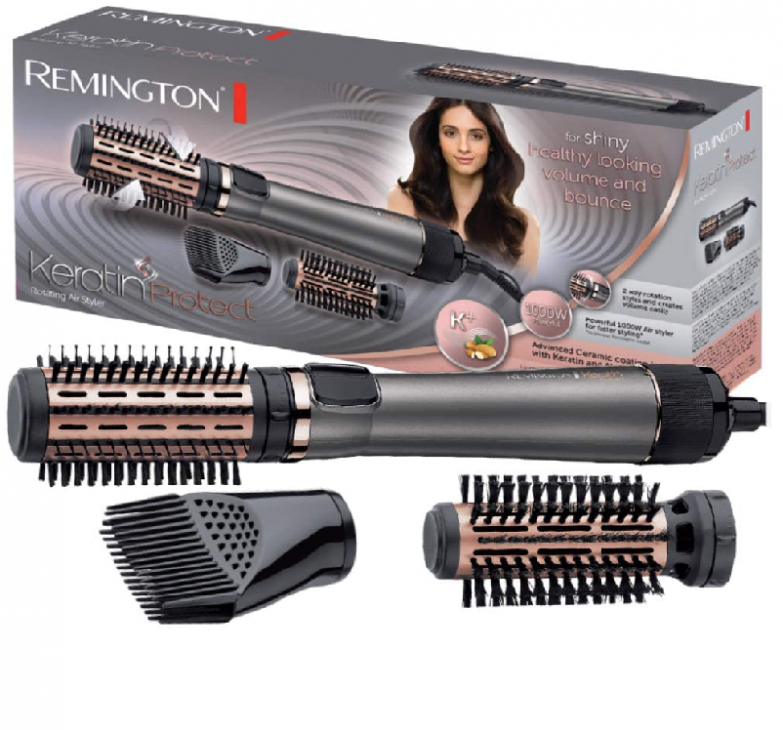 Remington - keratin-protect