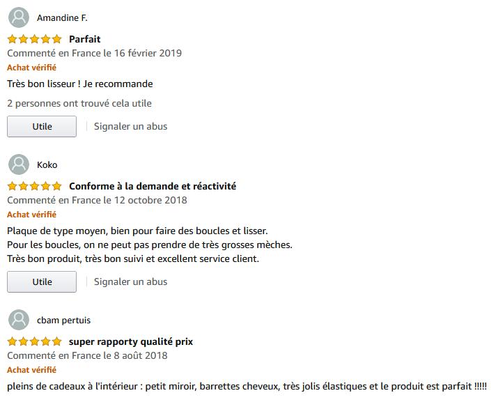 Ana Madame Paris - avis-clients