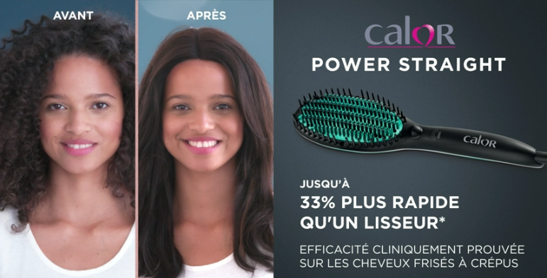 Calor Power Straight - options 3
