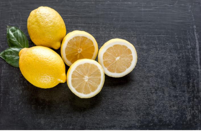 Masque hidratant visage -citron