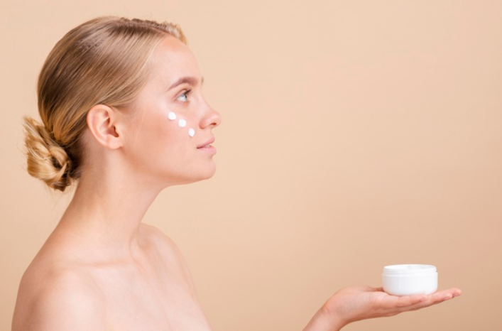 Masque hidratant visage - presentation