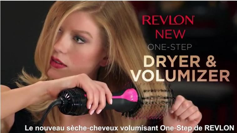Revlon One Step - options 1