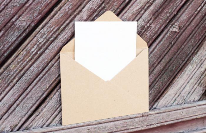 lettres - cadeau