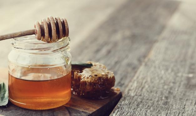photo pot de miel