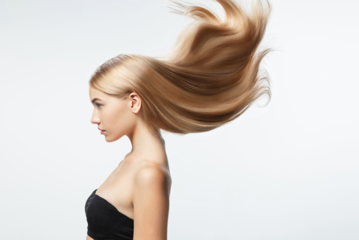 Masque yaourt - cheveux