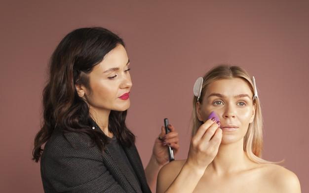 eponge makeup